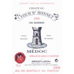 Wine Chateau Tour Saint Bonnet 2018 375ml