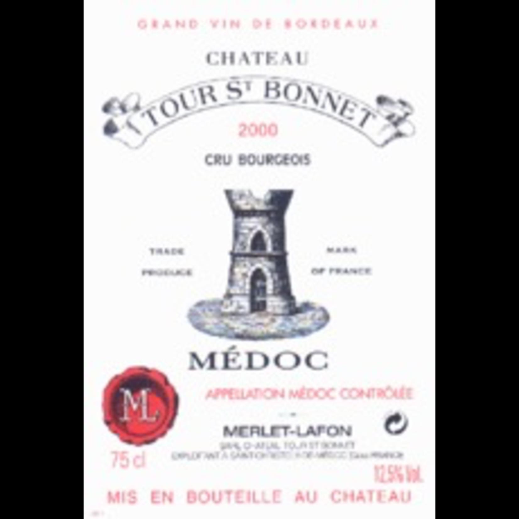 Wine Chateau Tour Saint Bonnet 2018 375ml