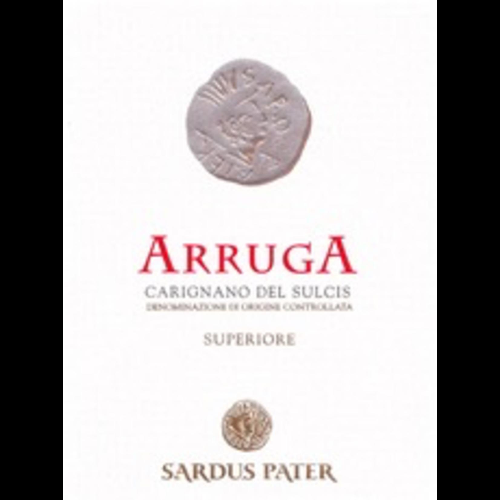 Wine Sardus Pater Carignano del Sulcis Superiore Arruga 2013