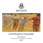 Wine Benanti Contrada Cavaliere Etna Rosso 2017