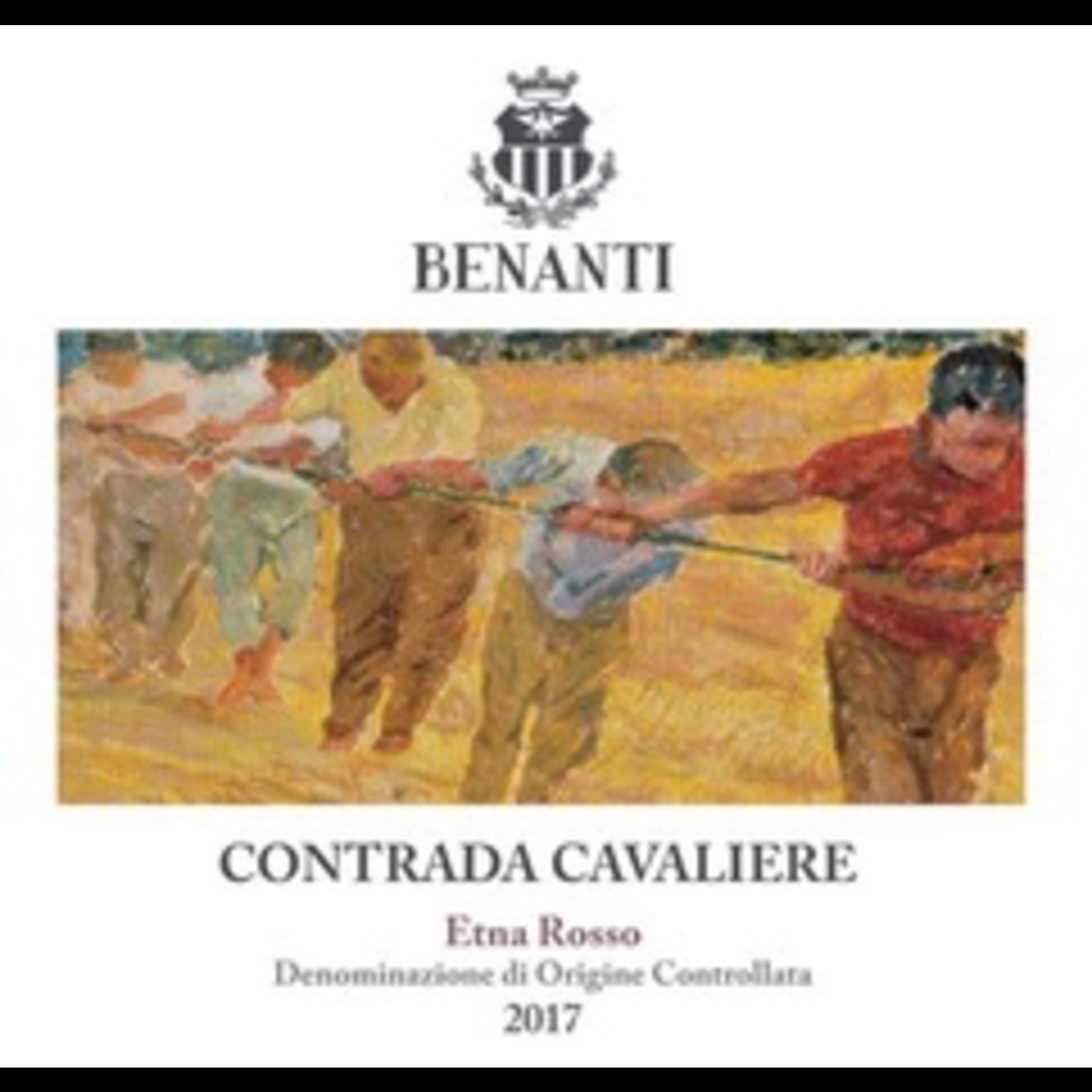 Benanti Contrada Cavaliere Etna Rosso 2017