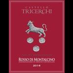 Wine Castello Tricerchi Rosso di Montalcino 2016