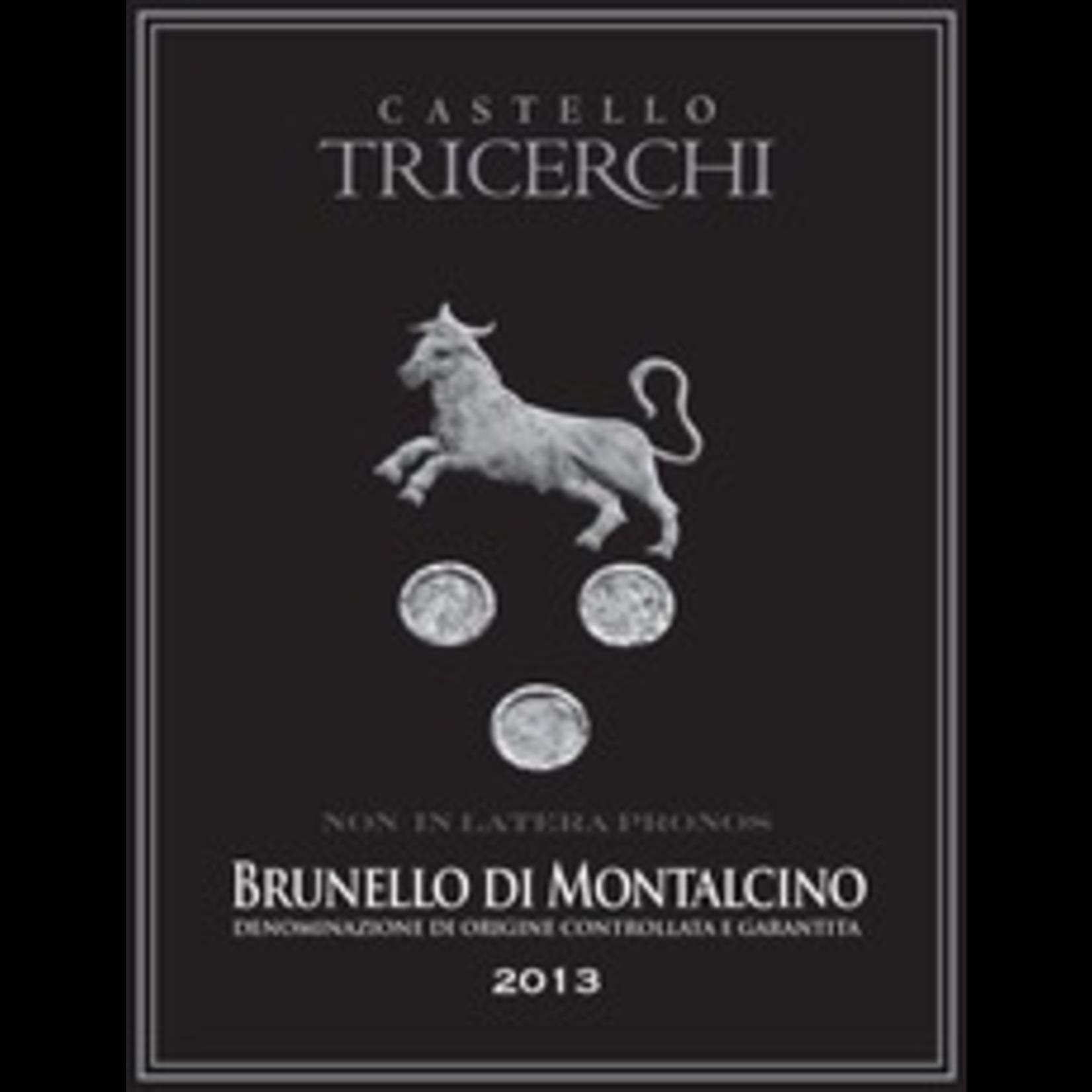 Wine Castello Tricerchi Brunello di Montalcino 2013