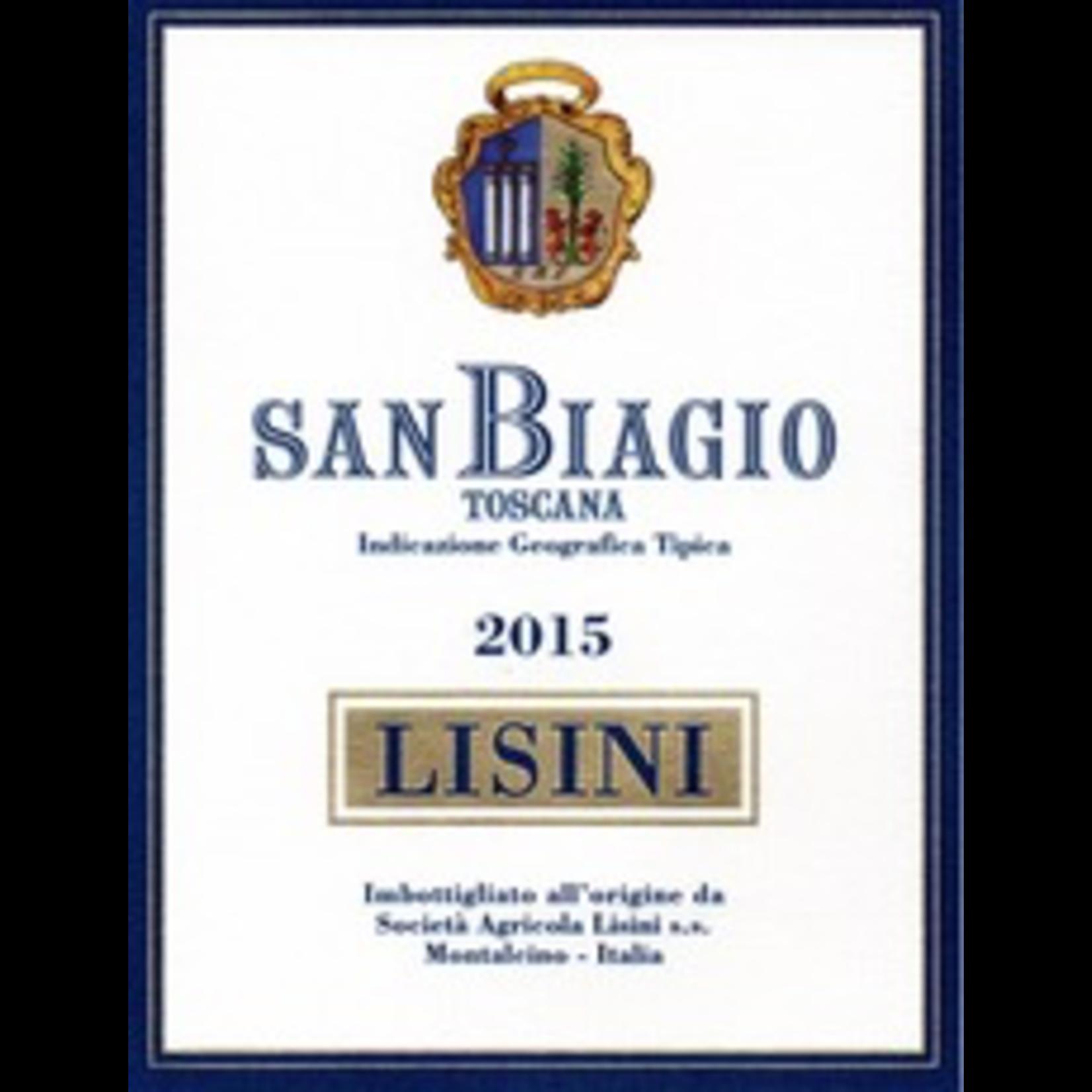 Wine Lisini Tocsana San Biagio 2017