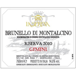 Wine La Serena Gemini, Riserva 2013