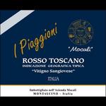 Wine I Piaggioni Rosso Toscano Mocali 2017