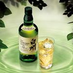 Suntory Hakushu Whisky Single Malt 12 Year