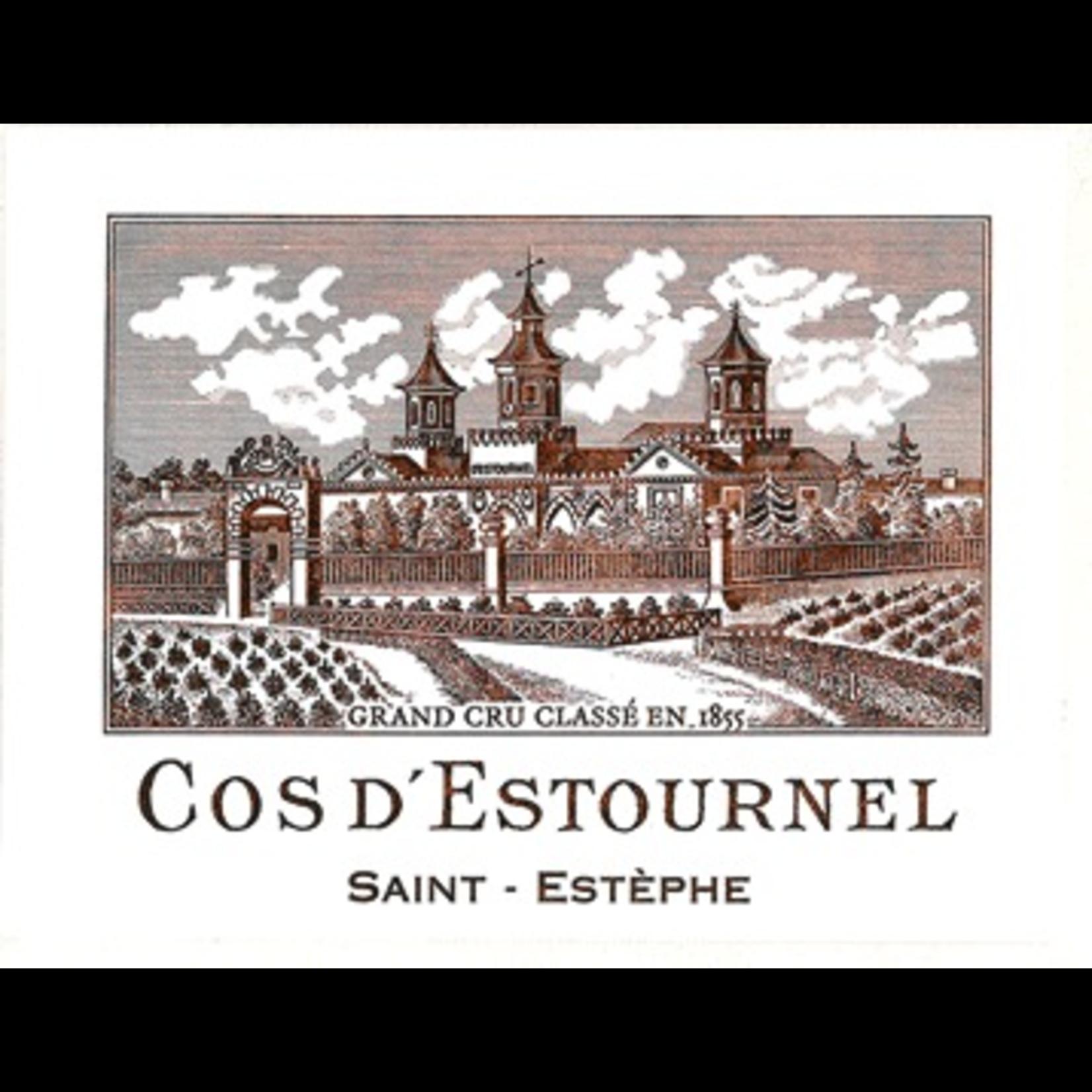 Wine Cos d'Estournel 2005