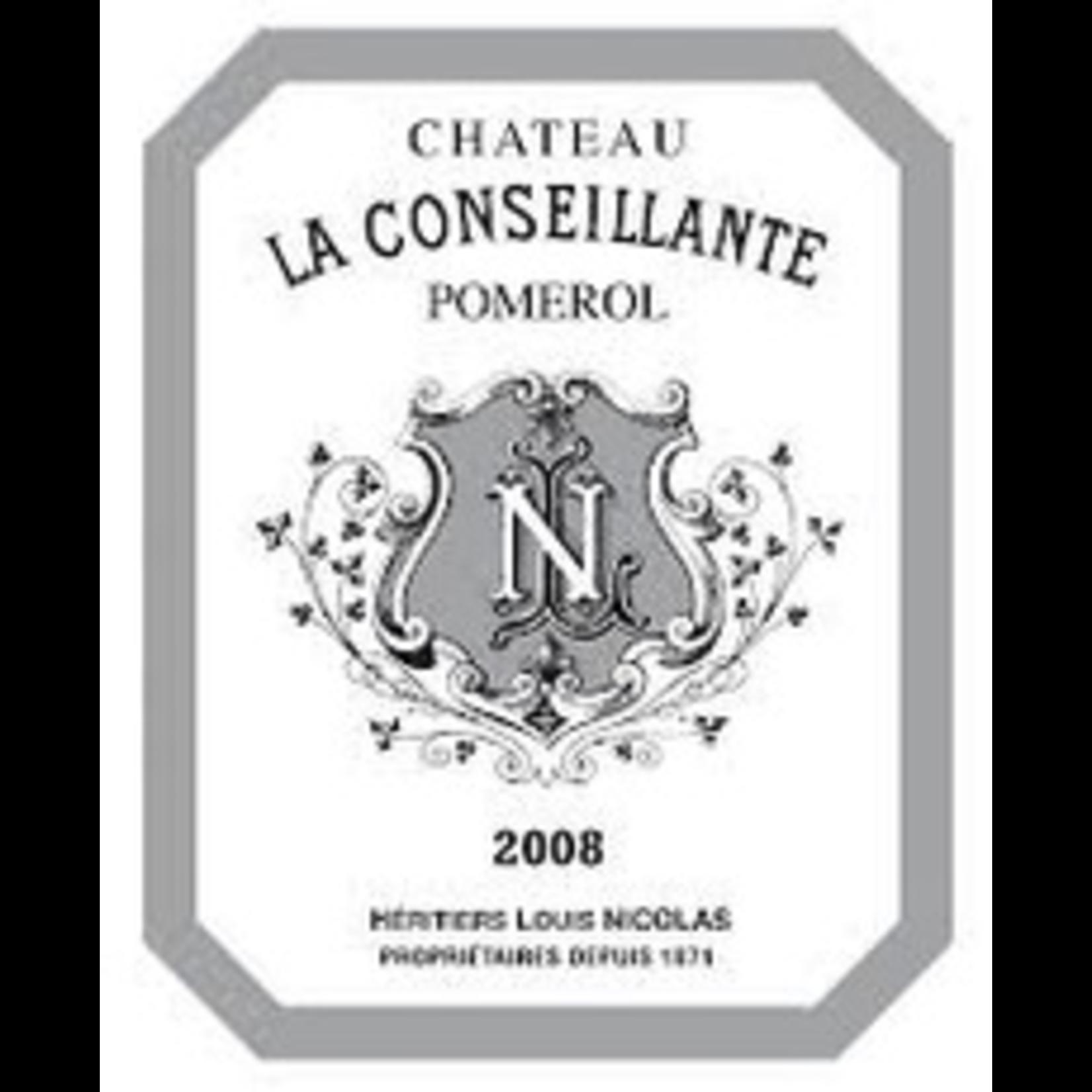 Wine Chateau La Conseillante 2010