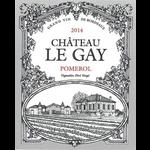 Wine Chateau Le Gay 2010