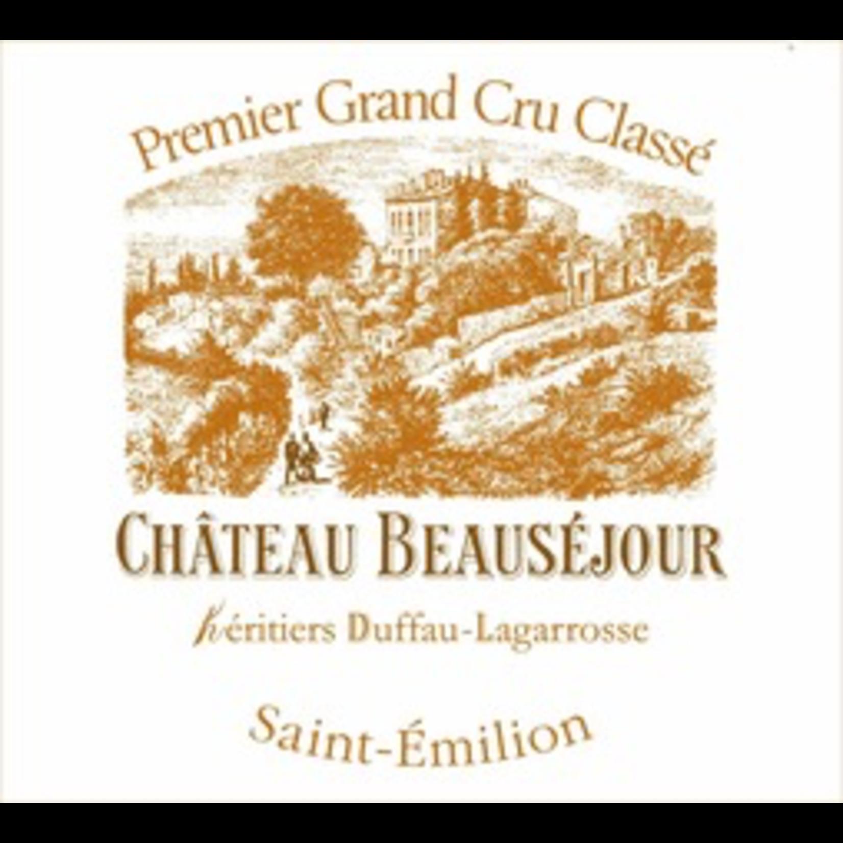 Wine Chateau Beausejour Duffau 2009