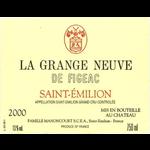 La Grange Neuve de Figeac Saint Emilion 2011