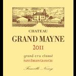 Wine Chateau Grand Mayne 2012