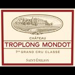 Wine Chateau Troplong Mondot 2005