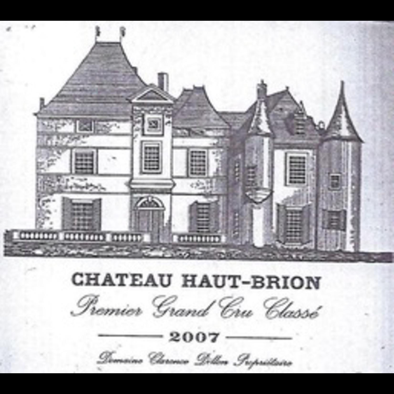 Wine Chateau Haut Brion Rouge 2007