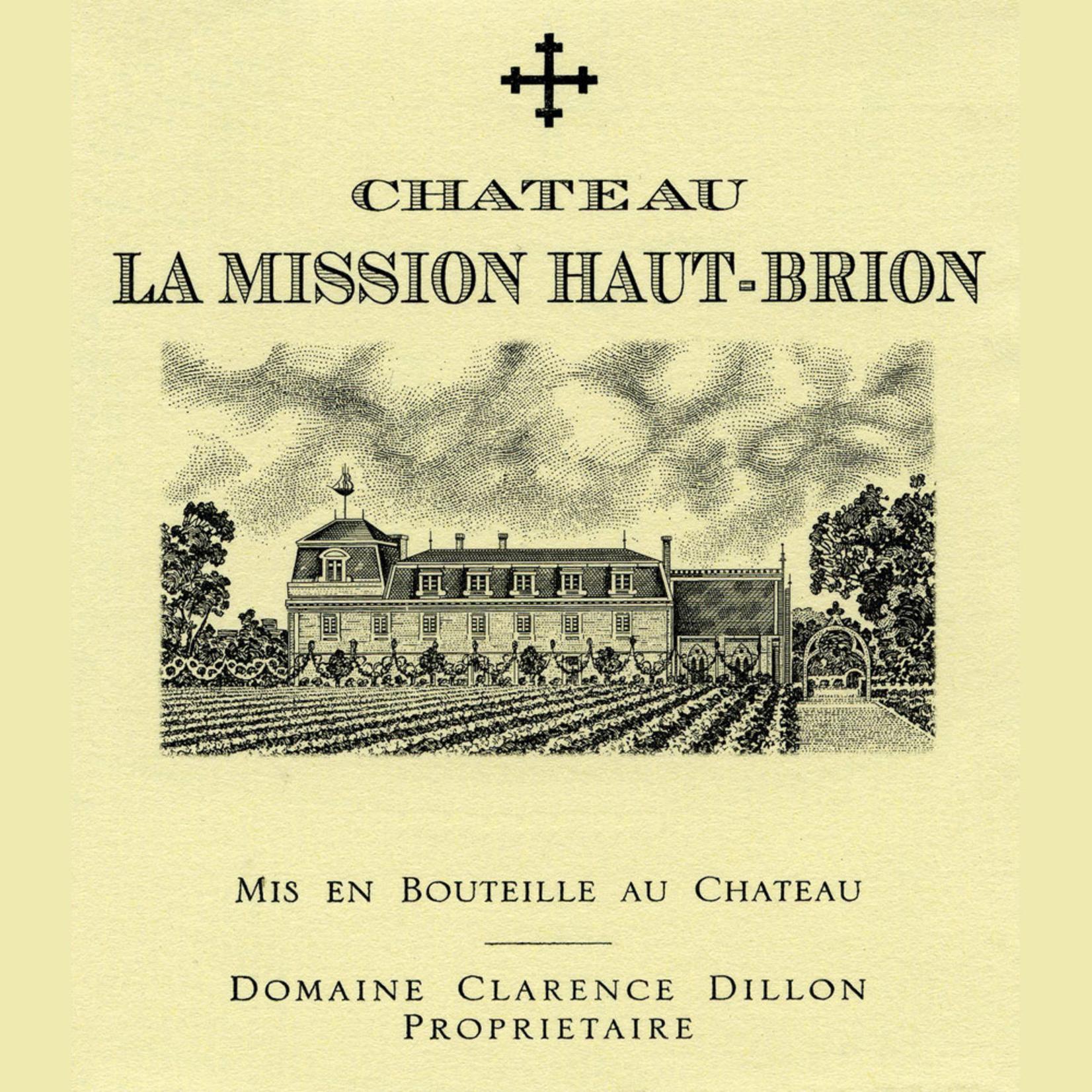 Wine Chateau La Mission Haut Brion Rouge 2000