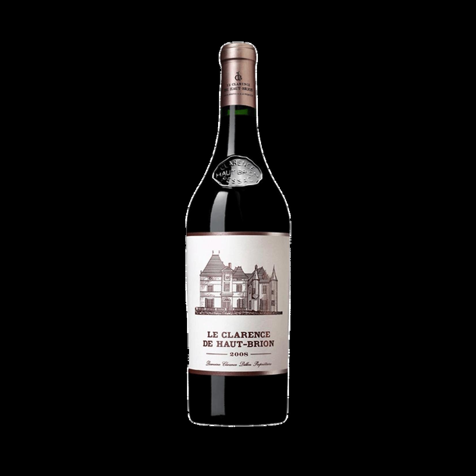 Wine Le Clarence De Haut Brion Rouge 2008