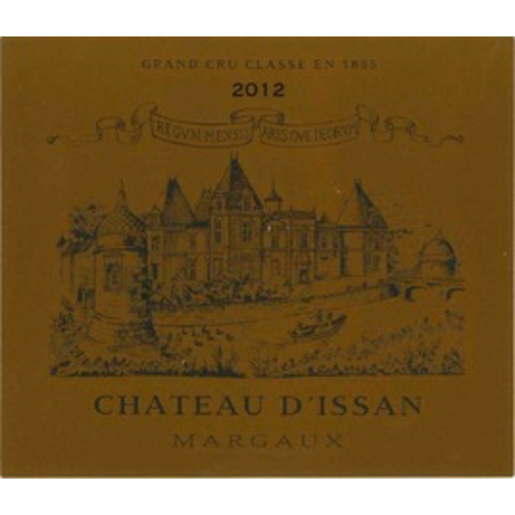 Wine Chateau d'Issan 2012