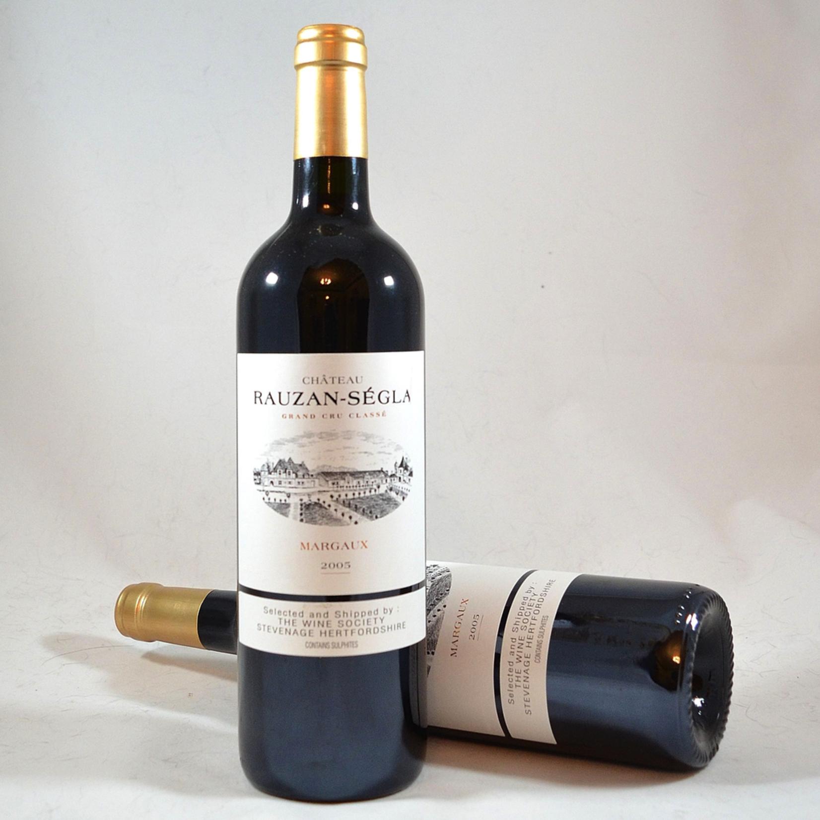 Wine Chateau Rauzan Segla 2005