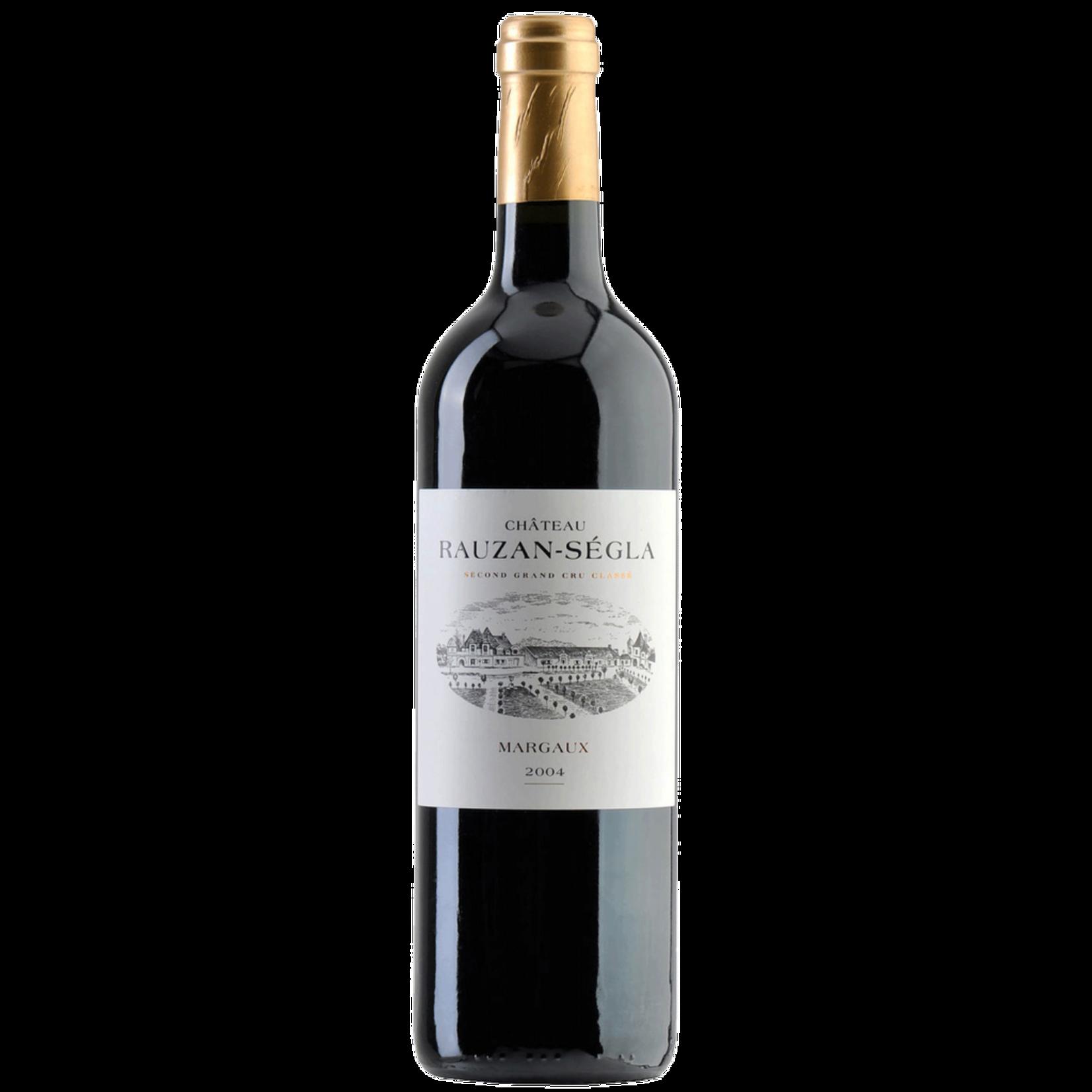 Wine Chateau Rauzan Segla 2004