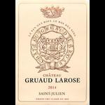 Wine Chateau Gruaud Larose 2013