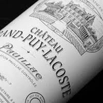 Wine Chateau Grand Puy Lacoste 2005