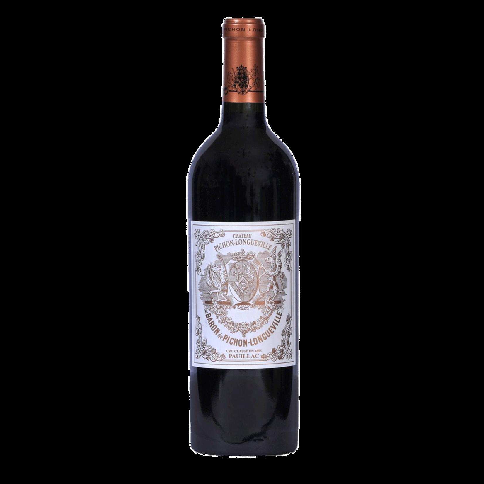 Wine Chateau Pichon Baron 1998