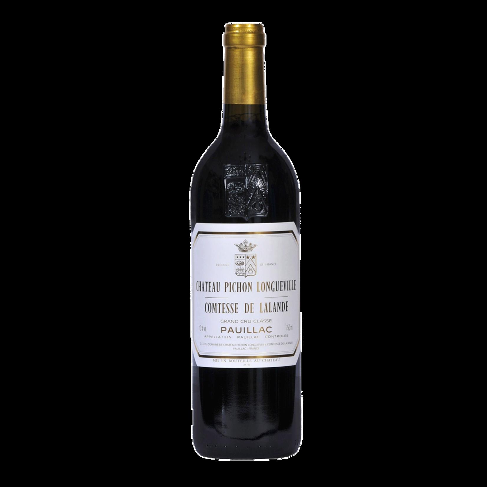 Wine Chateau Pichon Comtesse Lalande 2007