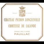 Wine Pichon Comtesse Lalande 2010