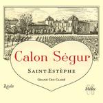 Wine Chateau Calon Segur 2006