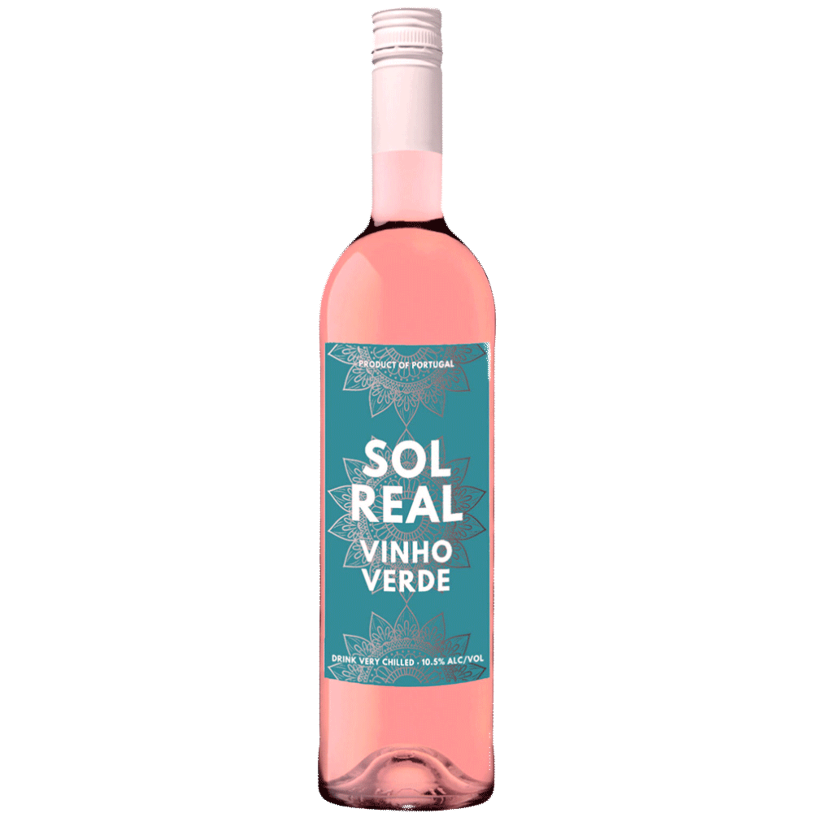Wine Sol Real Vinho Verde Rose