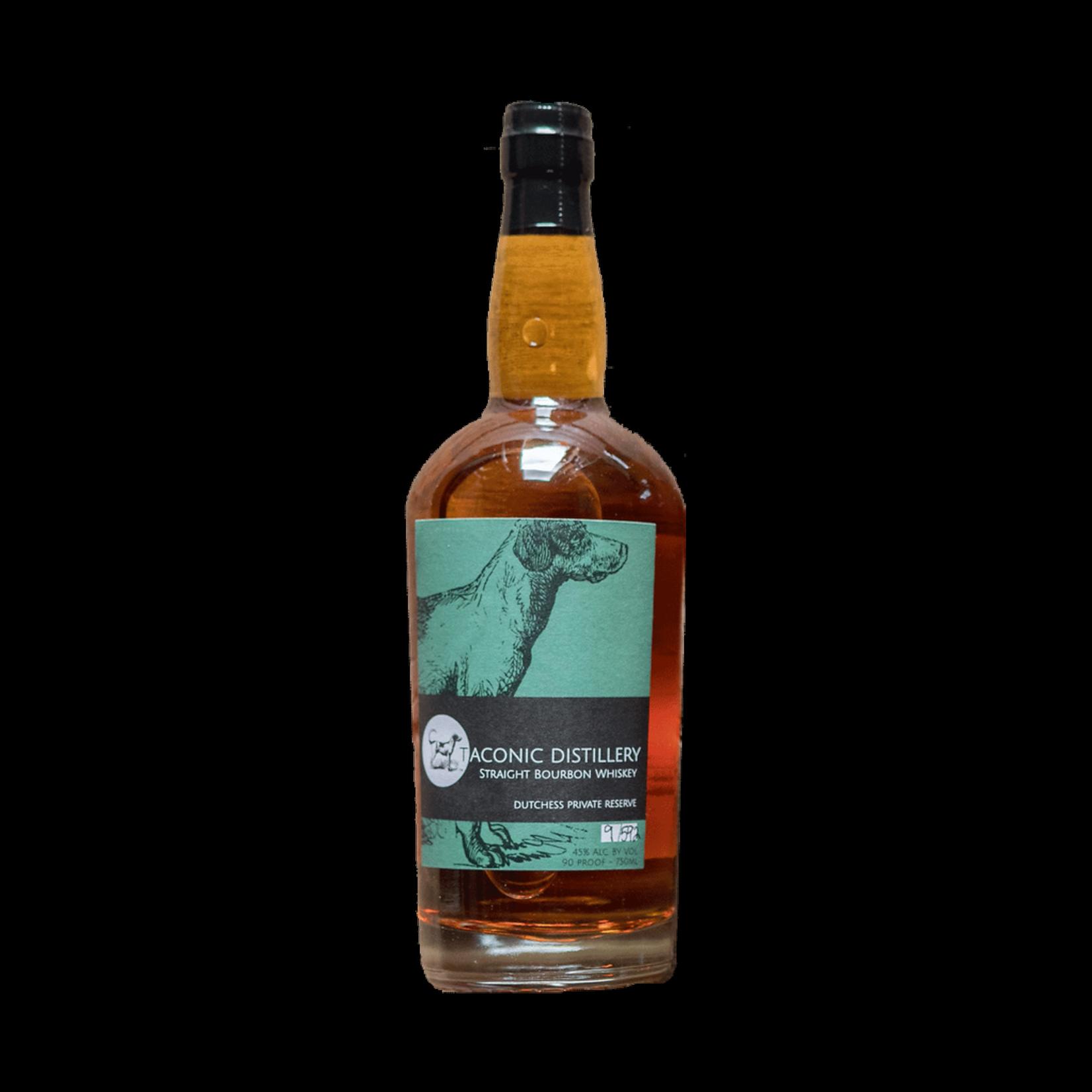 Spirits Taconic Distillery Straight Bourbon Dutchess Private Reserve
