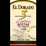 El Dorado Rum Cask-aged 3-Year White Rum