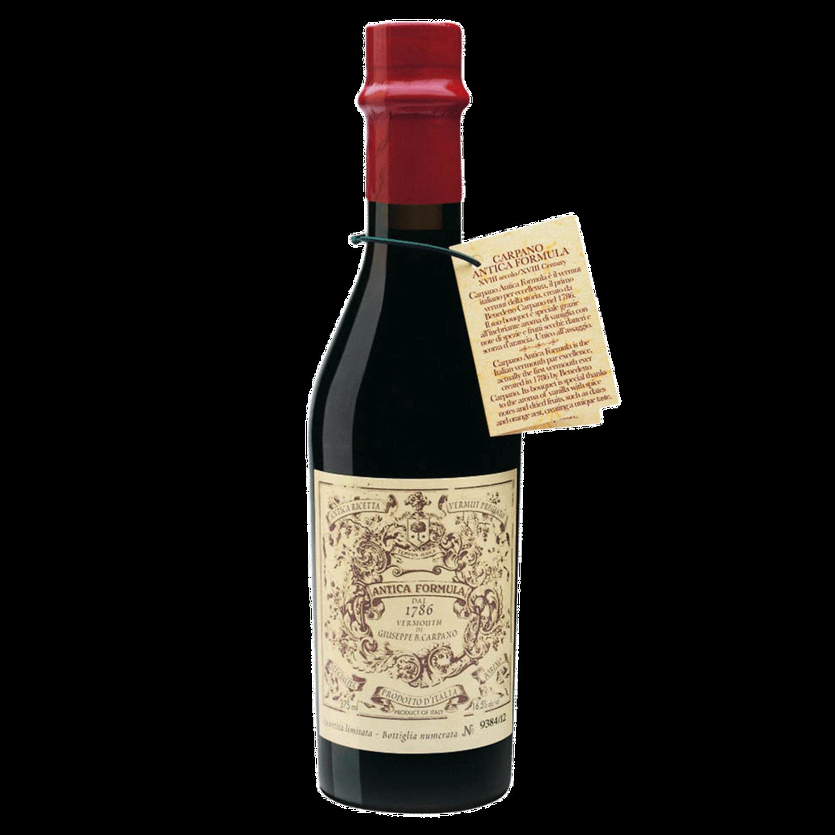 Wine Carpano Antica Vermouth 375ml