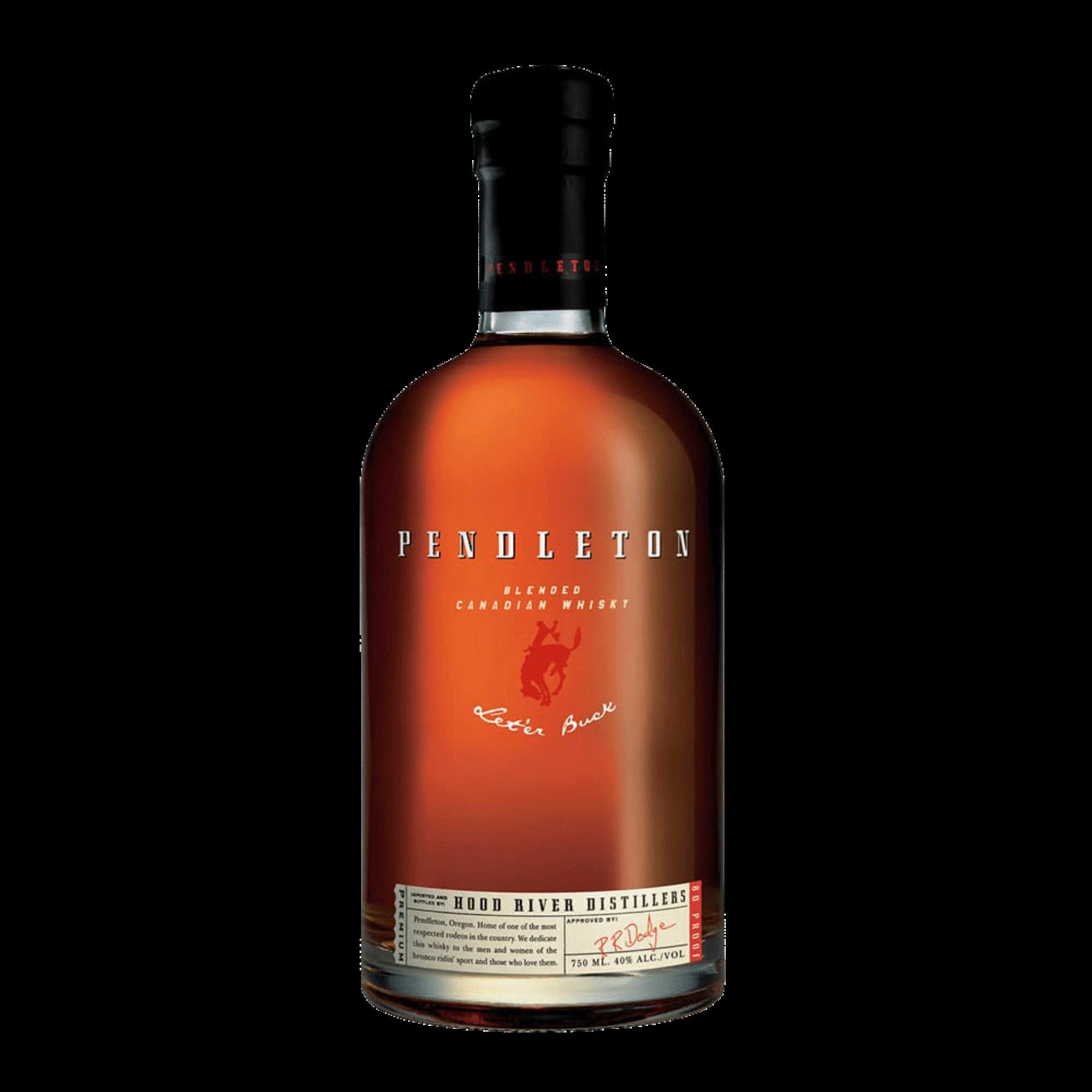 Pendleton Canadian Whiskey