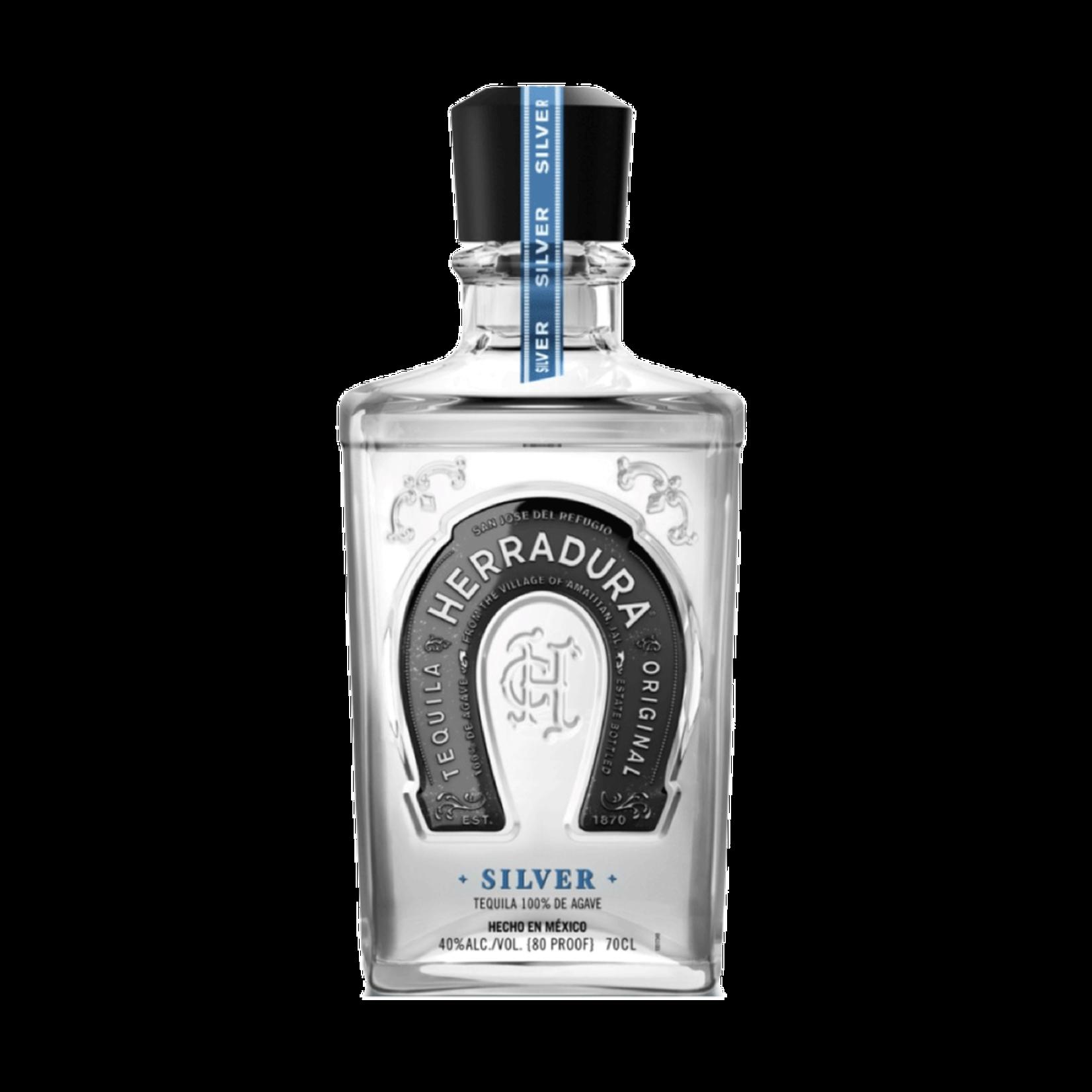 Herradura Blanco (Silver) Tequila