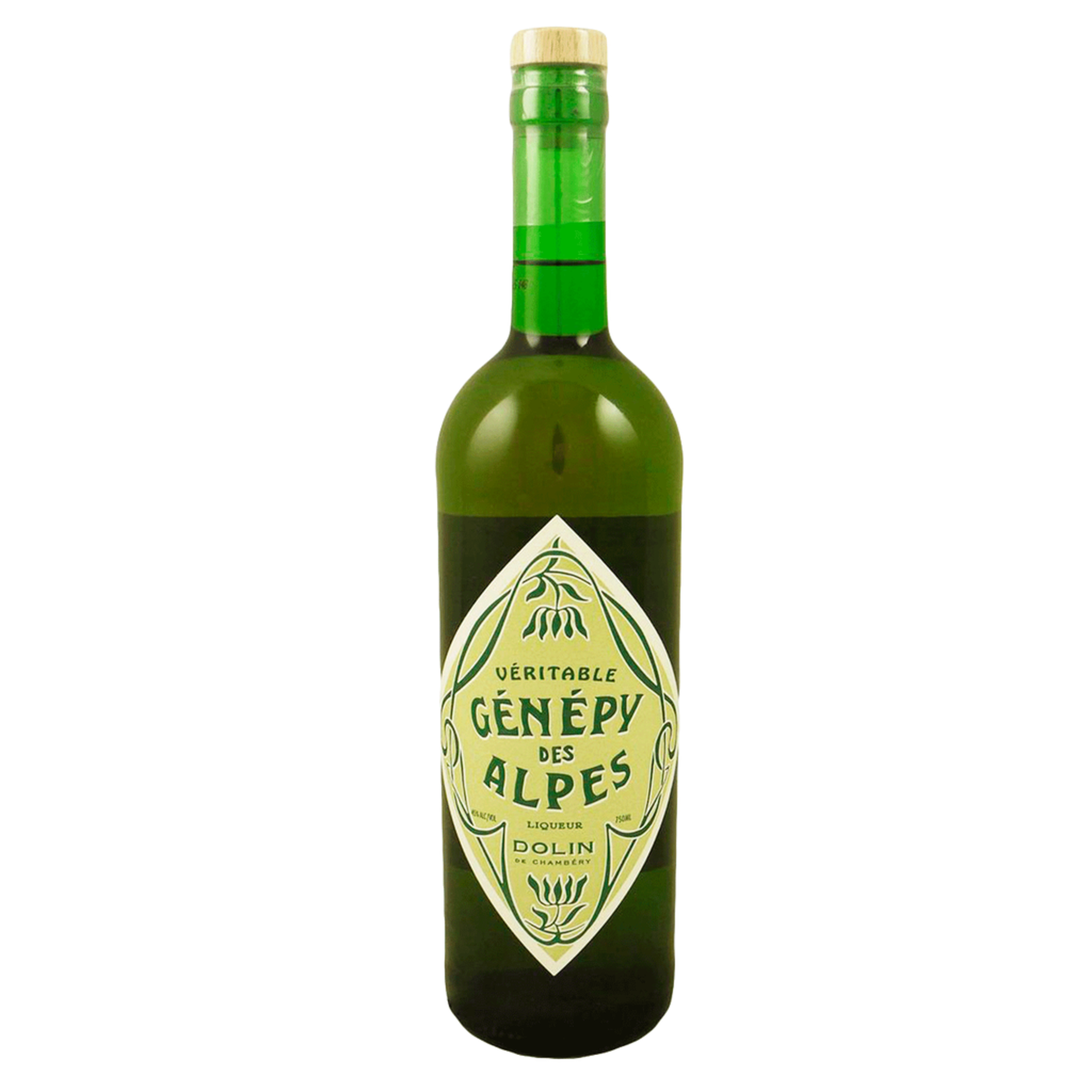 Spirits Dolin Genepy Des Alpes Liqueur