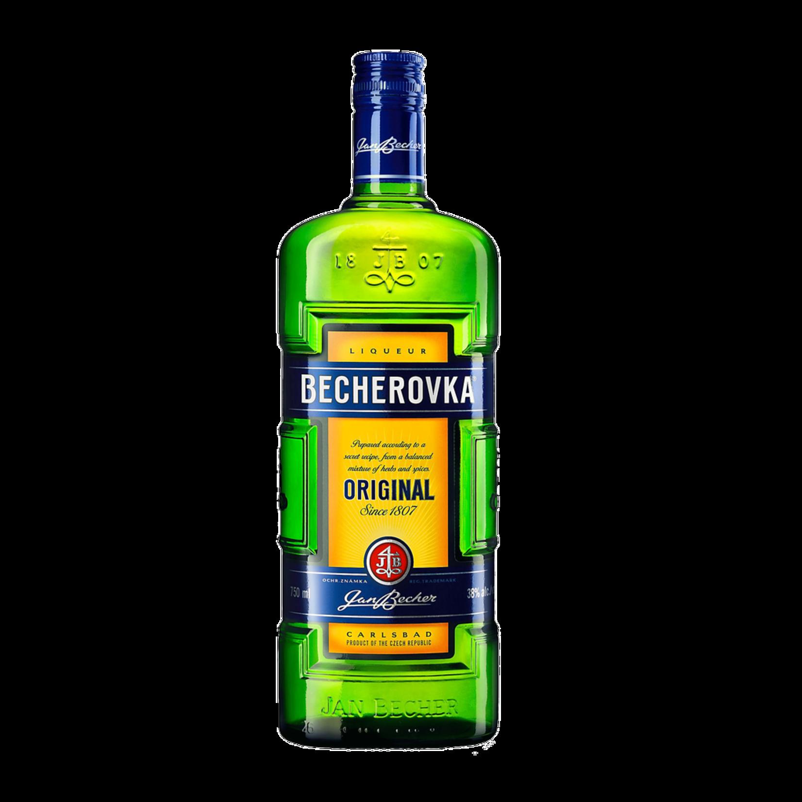 Spirits Becherovka Herbal Liqueur