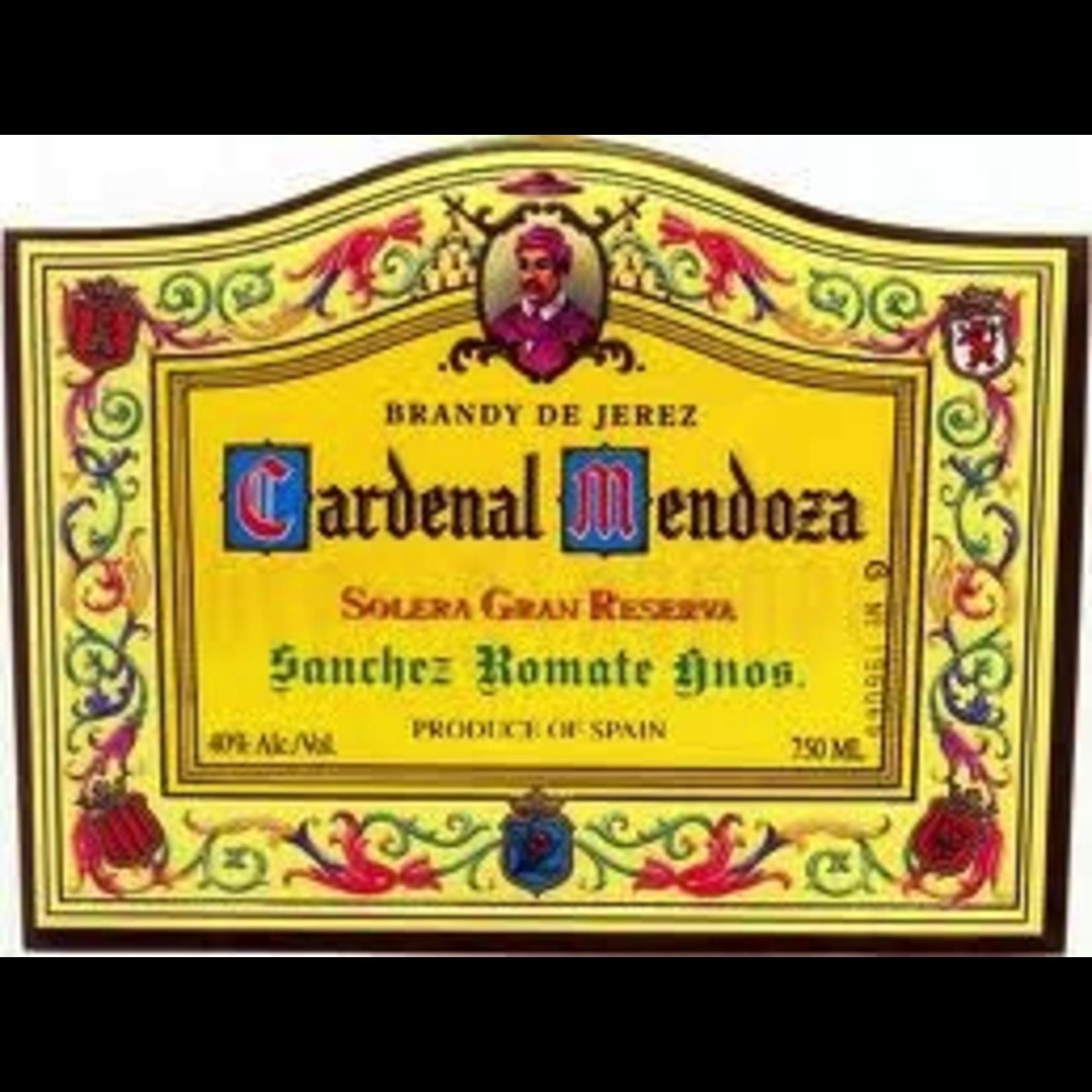 Spirits Cardenal Mendoza Brandy Solera Gran Reserva 80