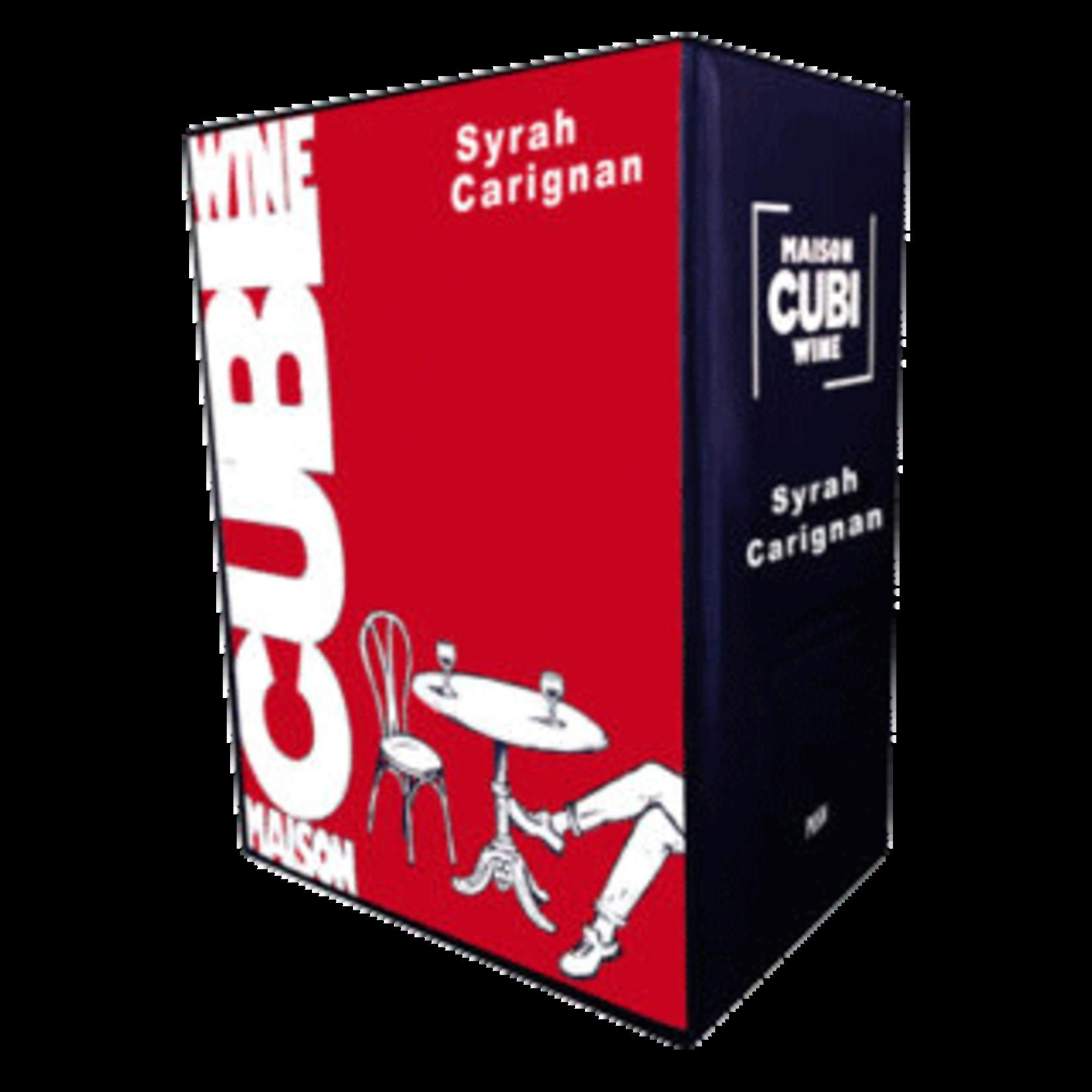 Wine Maison Cubi Syrah Carignan 3L in a Box