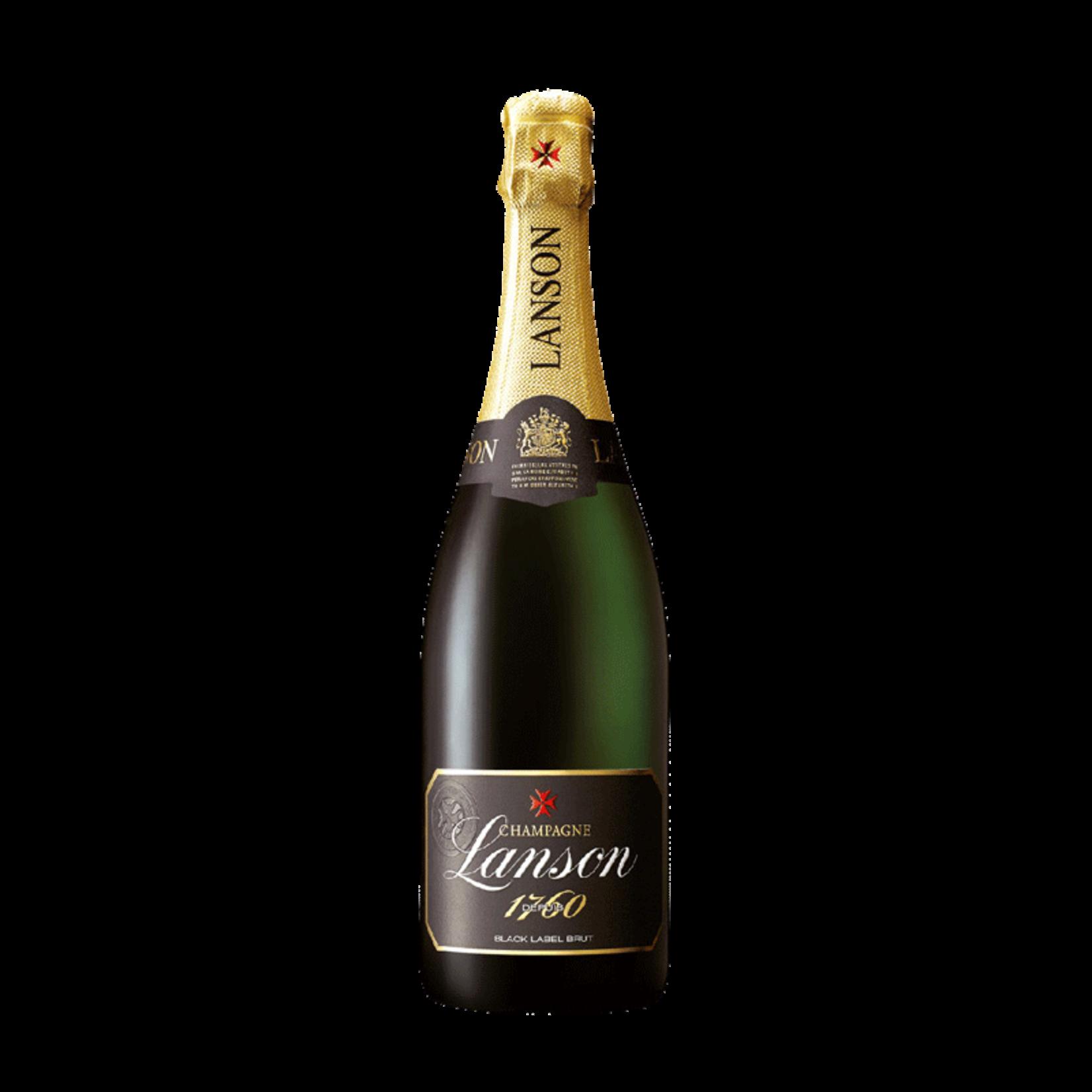 Sparkling Lanson Black Label Brut Champagne NV