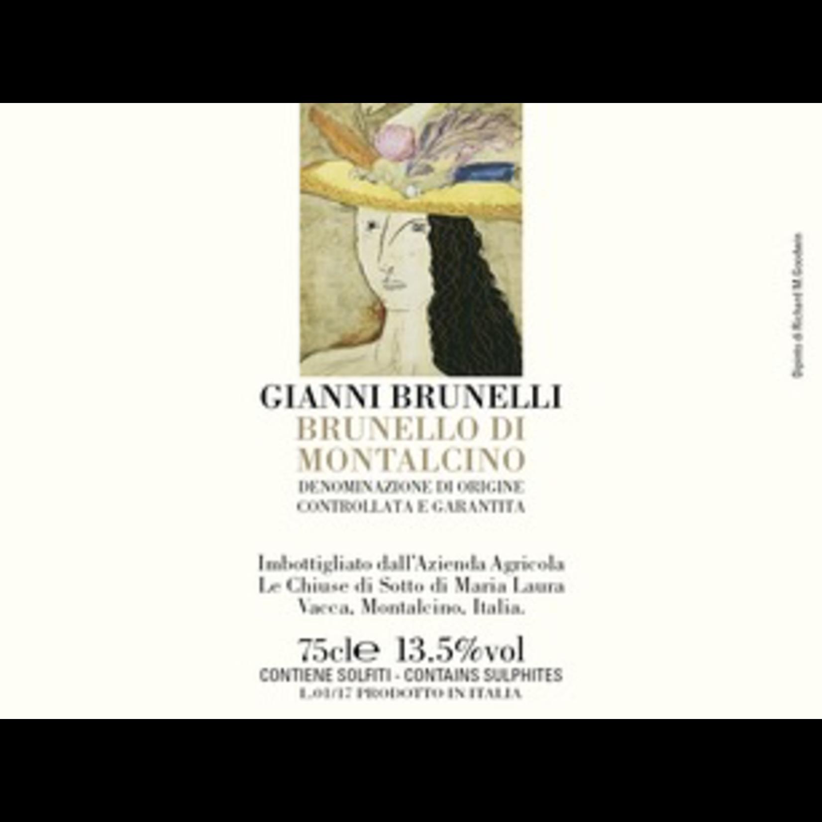 Wine Gianni Brunelli Brunello di Montalcino 2015