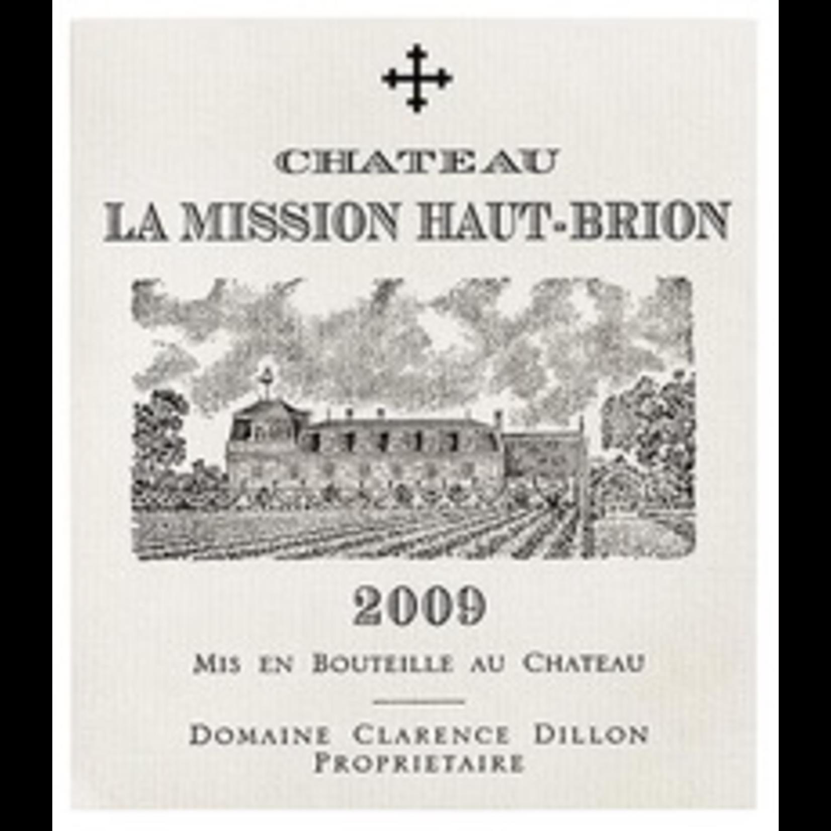 Wine Chateau La Mission Haut Brion 2009