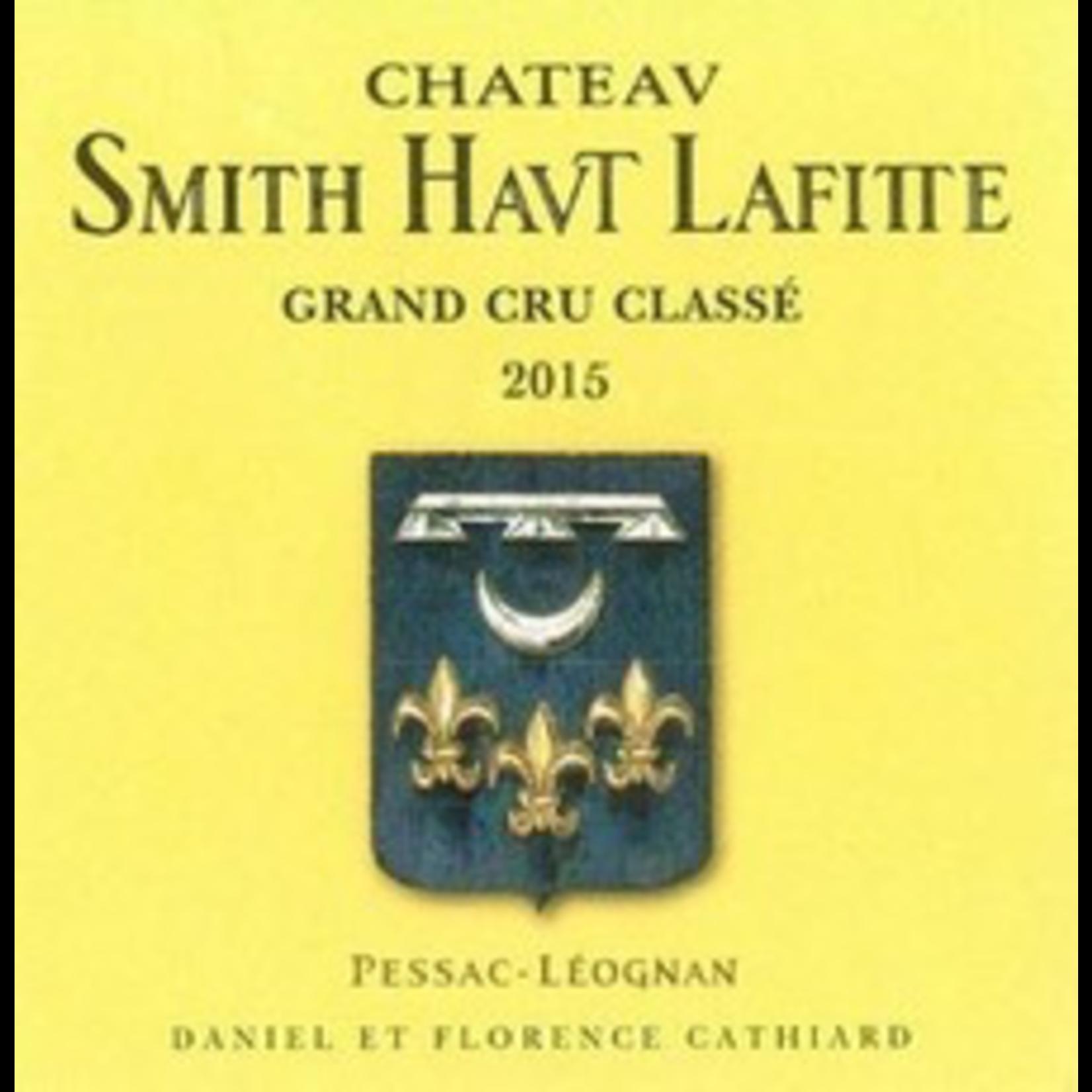 Chateau Smith Haut Lafitte 2015