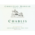 Christian Moreau Chablis 2018