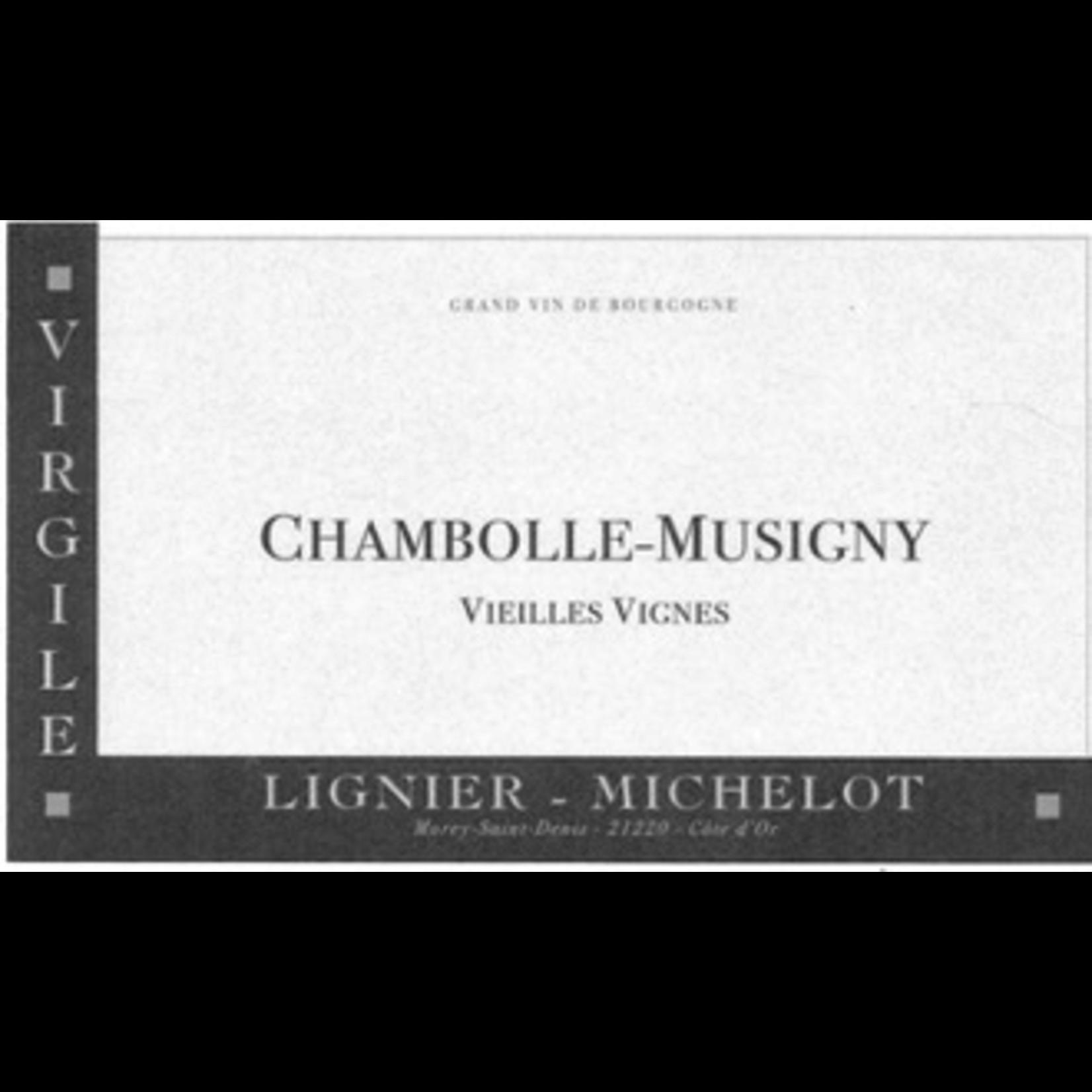 Wine Lignier Michelot Chambolle Musigny Vielles Vignes 2017