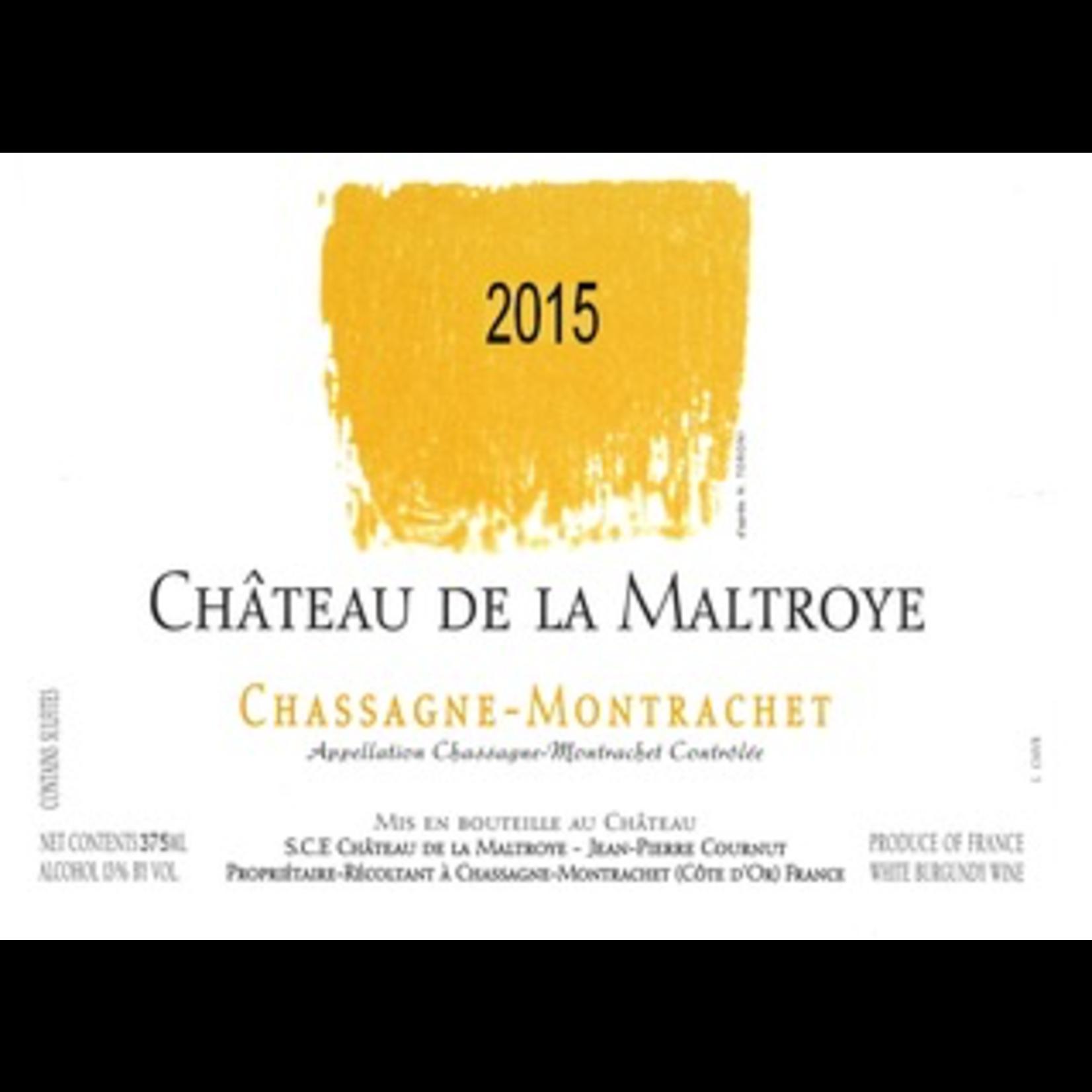 Wine Chateau de la Maltroye Chassagne Montrachet Blanc 2017