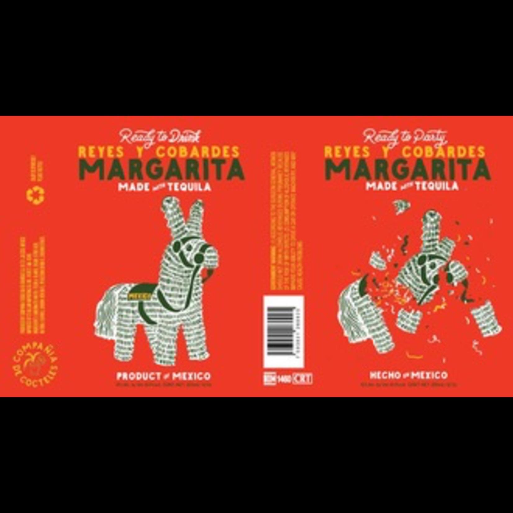 Spirits Reyes Y Cobardes Margarita Can 355ml