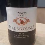 Lykos Winery Evia Malagousia 2016