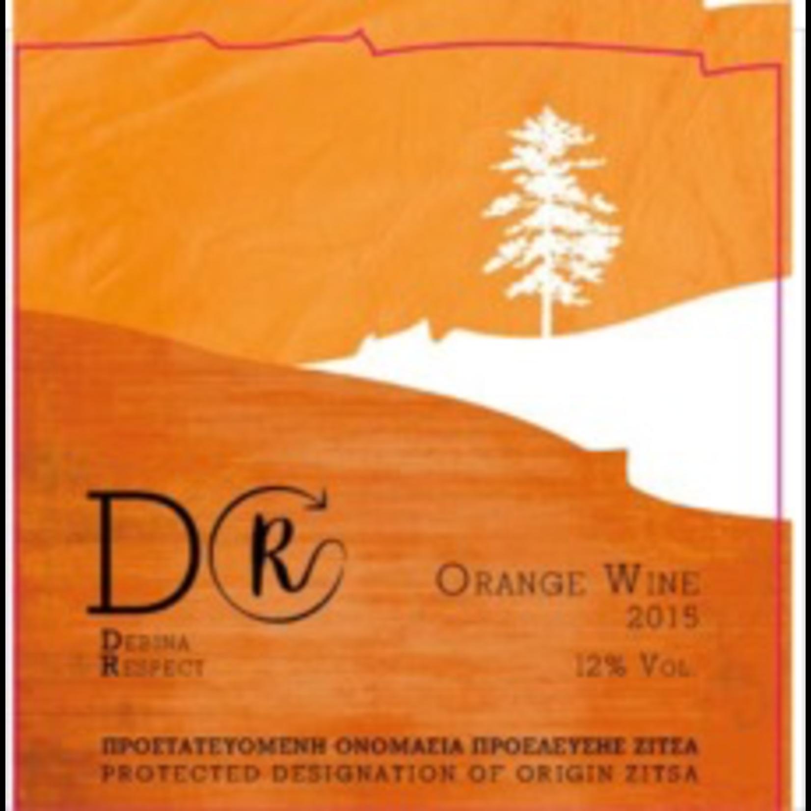 Wine Zoinos Winery Dr Debina Respect Zitsa 2016